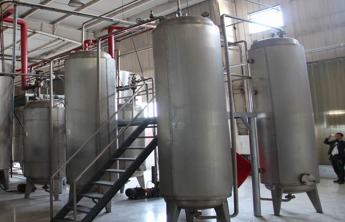 rice glucose syrup production line equipment