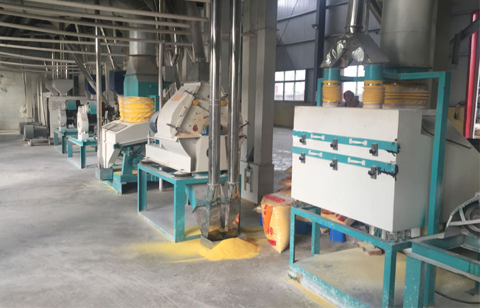 Corn glucose syrup production line