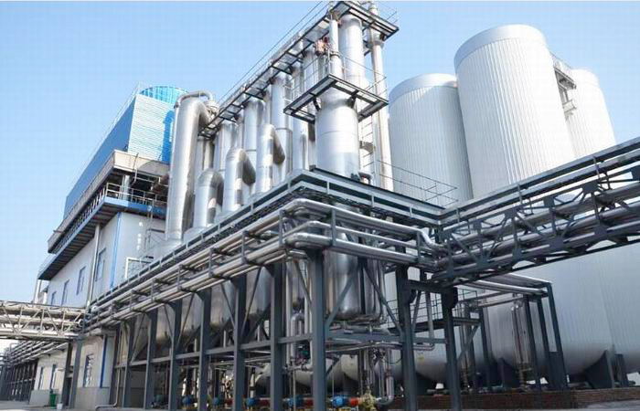 Sterilization and pollution prevention in glucose syrup processing
