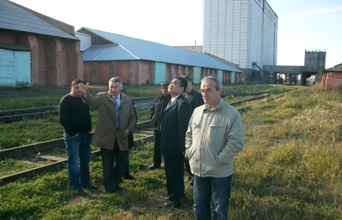 Novosibirsk rice syrup processing project