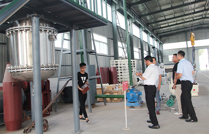 Annual capacity 50,000tons glucose syrup production