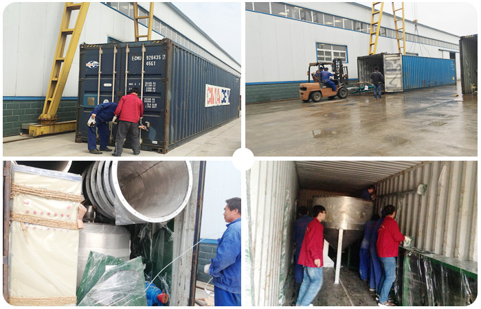 Uzbekistan corn syrup production plant project made by DOING