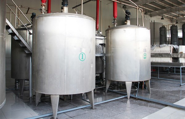 glucose syrup making machine