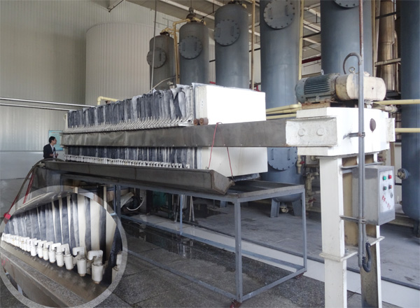 glucose syrup manufacturing equipment