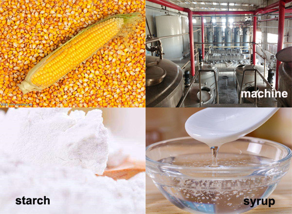corn syrup production process