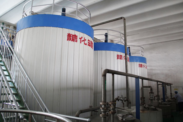 starch syrup machine
